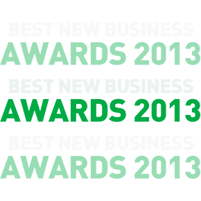 Best New Business Awards Winner 2013