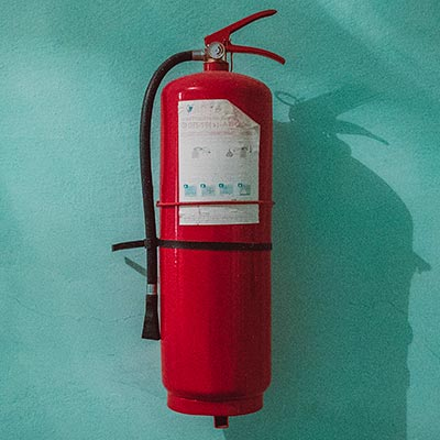 H&S Fire Extinguisher
